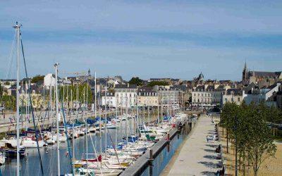 Week end dans le Golfe du Morbihan